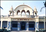 Bharat Mandir, Rishikesh Travel