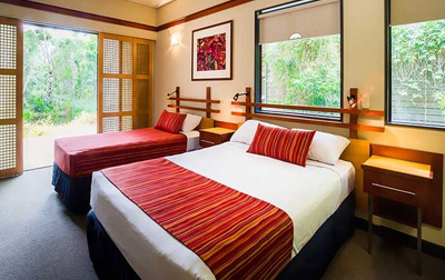 Almora Hotel Package