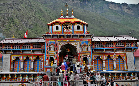 Rishikesh - Badrinath (with meals)