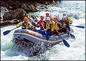 River Rafting Tours